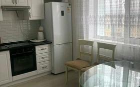 2-комнатная квартира, 80 м², 3/14 этаж помесячно, К. Азербаева 47 за 120 000 〒 в Нур-Султане (Астана), Алматы р-н
