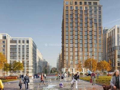 2-комнатная квартира, 75.99 м², 2 этаж, Розыбакиева за ~ 40.8 млн 〒 в Алматы, Бостандыкский р-н — фото 3