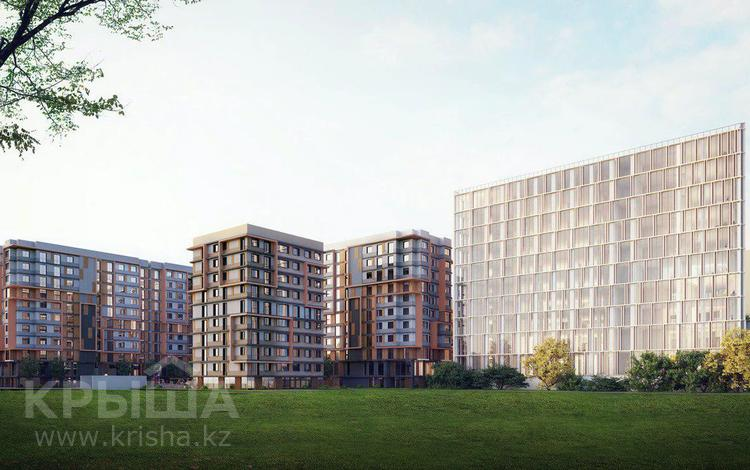 2-комнатная квартира, 53.4 м², Сейфуллина — Сатпаева за ~ 30.7 млн 〒 в Алматы