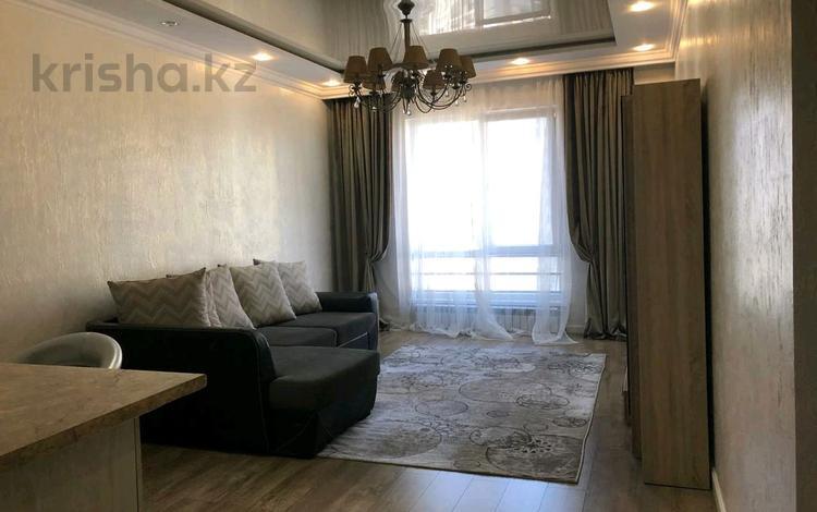 2-комнатная квартира, 80 м², 14/20 этаж помесячно, Аль-Фараби 21 за 450 000 〒 в Алматы, Бостандыкский р-н