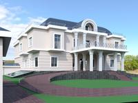 11-комнатный дом, 1200 м², 40 сот.