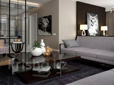 3-комнатная квартира, 101.77 м², Гагарина 233 за ~ 52.4 млн 〒 в Алматы, Бостандыкский р-н — фото 3