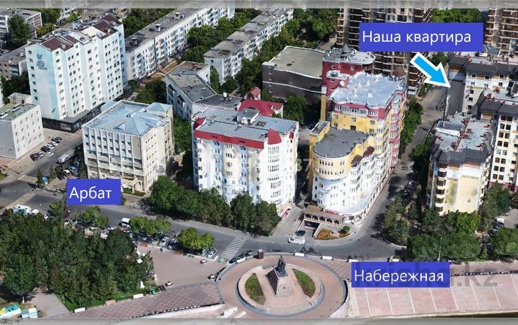 3-комнатная квартира, 102 м², 8/10 этаж, Азербайжана Мамбетова 8/3 за 49 млн 〒 в Нур-Султане (Астане), Сарыарка р-н