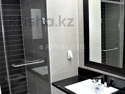 4-комнатная квартира, 160 м², 12/25 этаж помесячно, проспект Рахимжана Кошкарбаева 8 — Блок-Е1 за 400 000 〒 в Нур-Султане (Астана), Алматы р-н
