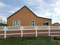 4-комнатный дом, 110.6 м², 10 сот., улица Кудайбергенова 23 — Жениса за 30 млн 〒 в Кокшетау
