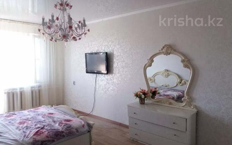 1-комнатная квартира, 31 м², 5/5 этаж посуточно, Микрорайон Жетысу 8 за 6 000 〒 в Талдыкоргане