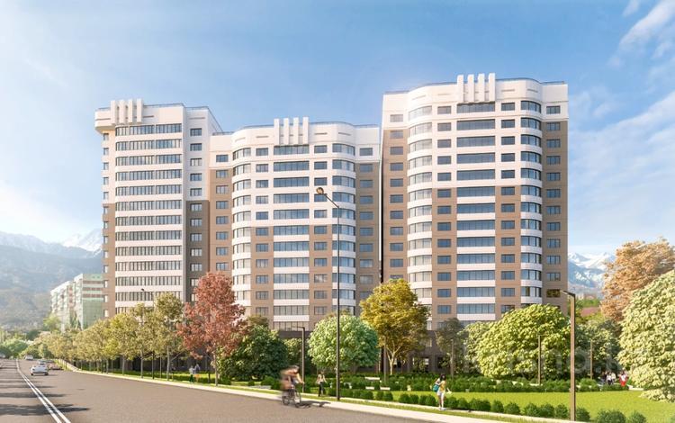 1-комнатная квартира, 51 м², 5/16 этаж, Навои за ~ 21.4 млн 〒 в Алматы, Ауэзовский р-н