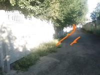 2-комнатный дом, 30 м², 10 сот., 2-й переулок Байзак Батыра 21 — Талалихина за 18 млн 〒 в Таразе