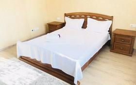 1-комнатная квартира, 55 м², 4/10 этаж посуточно, Сауран 3/1 — Сыганак за 8 000 〒 в Нур-Султане (Астана), Есиль р-н