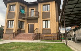 6-комнатный дом, 295 м², 6 сот., Байкена Ашимова 302 — Шаляпина за 116 млн 〒 в Алматы, Наурызбайский р-н