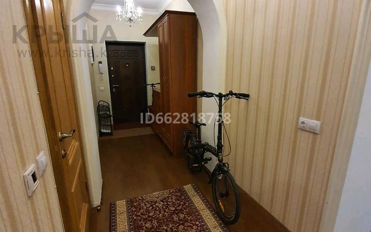3-комнатная квартира, 110 м², 9/18 этаж помесячно, Назарбаева 223 — Ганди за 400 000 〒 в Алматы, Бостандыкский р-н