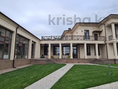 8-комнатный дом, 1100 м², 32 сот., Арайлы 555 за 1.3 млрд 〒 в Алматы, Бостандыкский р-н