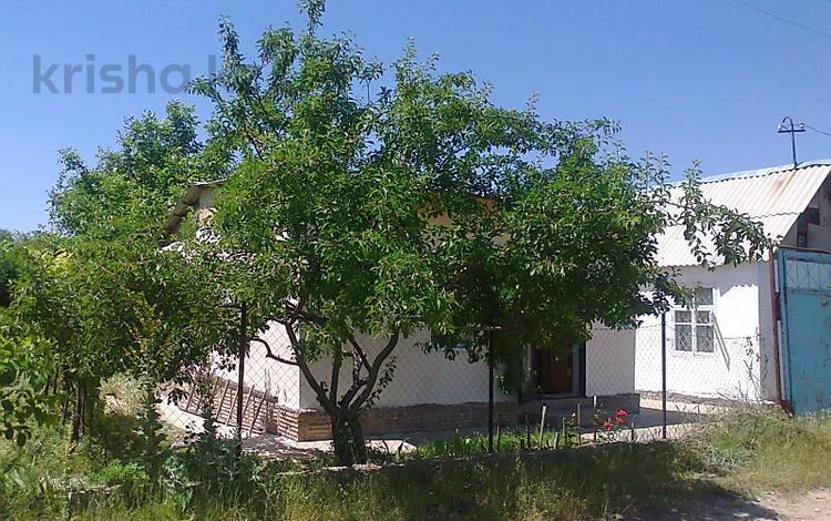 4-комнатный дом, 84 м², 12 сот., Абрикосовая 74 за 10 млн 〒 в Шубарсу