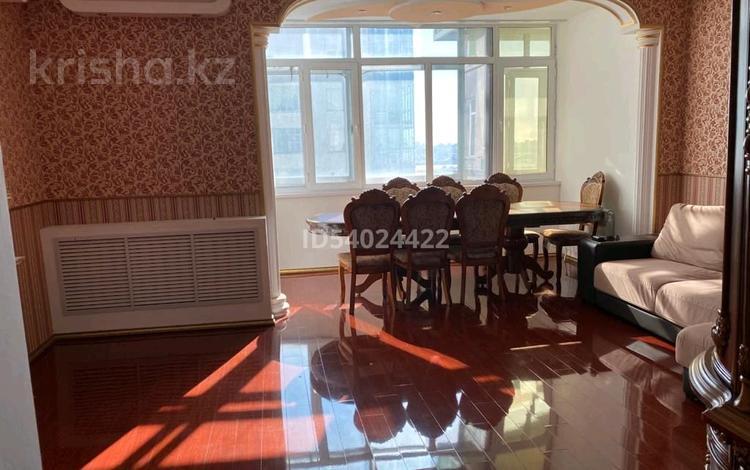 2-комнатная квартира, 90.8 м², 21/22 этаж, Момышулы 2а за 27.4 млн 〒 в Нур-Султане (Астане), Алматы р-н