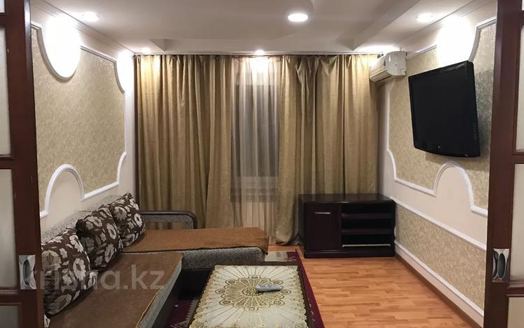 2-комнатная квартира, 60 м², 1/5 этаж посуточно, Чайковского 37 — Макатаева за 11 000 〒 в Алматы, Алмалинский р-н