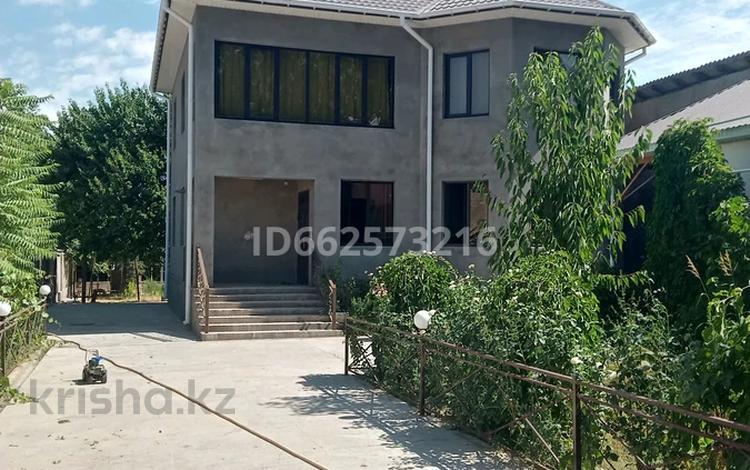 9-комнатный дом, 220 м², 8.5 сот., Капланбек 29 за 43 млн 〒 в Сарыагаш
