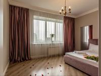 4-комнатная квартира, 140 м², 5/21 этаж посуточно, Аль -Фараби 21 — Мира за 45 000 〒 в Алматы, Бостандыкский р-н