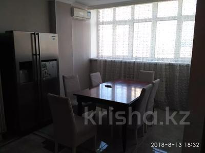 4-комнатная квартира, 165 м², 5 этаж помесячно, Сыганак 23 — Акмешит за 320 000 〒 в Нур-Султане (Астана), Есильский р-н — фото 9