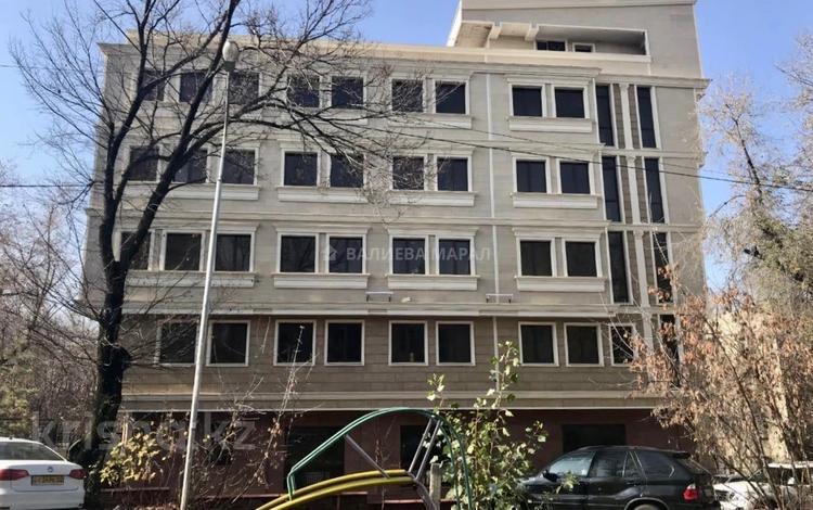 Здание, площадью 1150 м², Хаджимукана за 1.7 млрд 〒 в Алматы, Медеуский р-н
