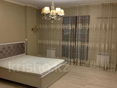3-комнатная квартира, 138 м², 9/16 этаж помесячно, Шахтеров 60 за 360 000 〒 в Караганде, Казыбек би р-н