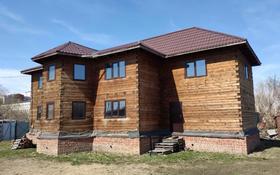 8-комнатный дом, 286 м², 9 сот., 15 линия за 22 млн 〒 в Омске
