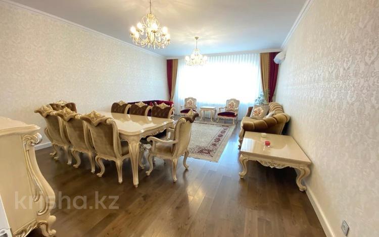 3-комнатная квартира, 127.3 м², 20/21 этаж, Аль-Фараби — Сейфуллина за 135 млн 〒 в Алматы, Бостандыкский р-н