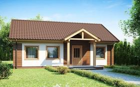 3-комнатный дом, 68 м², мкр Думан-1, Мкр Думан-1 за 6.5 млн 〒 в Алматы, Медеуский р-н