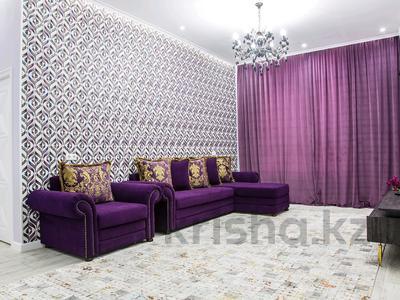 2-комнатная квартира, 65 м², 12/12 этаж посуточно, проспект Исатая Тайманова 48, блок F за 23 000 〒 в Атырау