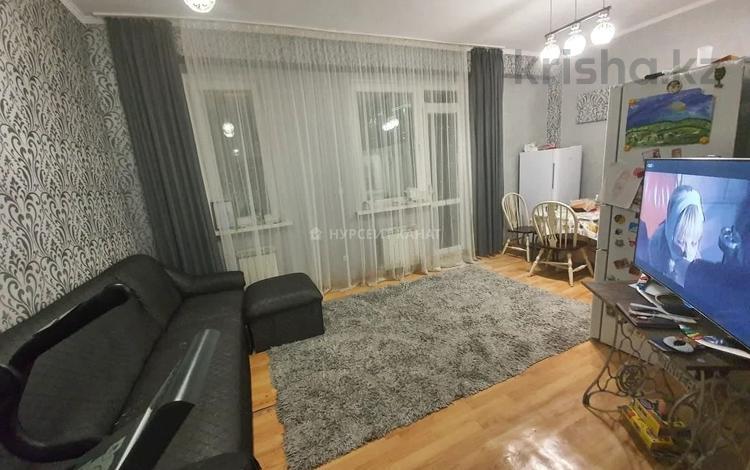 2-комнатная квартира, 60 м², 7/16 этаж, Шамши Калдаякова за 16.8 млн 〒 в Нур-Султане (Астана), Алматы р-н
