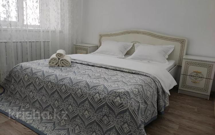 3-комнатная квартира, 120 м², 4/9 этаж посуточно, Мкр Батыс 2 1Г за 23 000 〒 в Актобе, мкр. Батыс-2