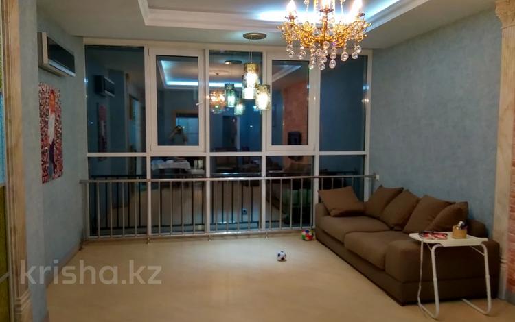 4-комнатная квартира, 164.55 м², 8/20 этаж, Достык за 81 млн 〒 в Алматы, Медеуский р-н