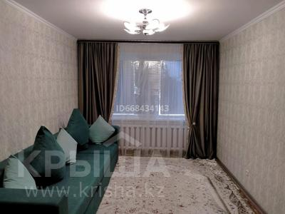 3-комнатная квартира, 72 м², 2/6 этаж, Хакимжановой 5/1 — проспект Абая за 28.6 млн 〒 в Костанае