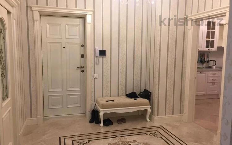 4-комнатная квартира, 159.1 м², 7/9 этаж, Амман 2 за 153 млн 〒 в Нур-Султане (Астана)