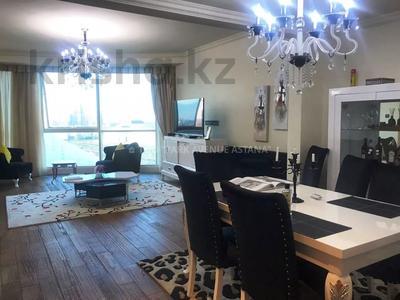 3-комнатная квартира, 125 м², 17/25 этаж помесячно, Туран за 500 000 〒 в Нур-Султане (Астана), Есиль р-н