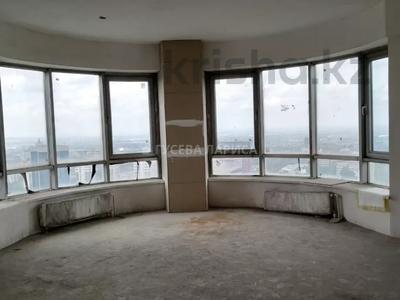 3-комнатная квартира, 121.6 м², 18/22 этаж, Достык — Мкр Самал-2 за 60 млн 〒 в Алматы, Медеуский р-н