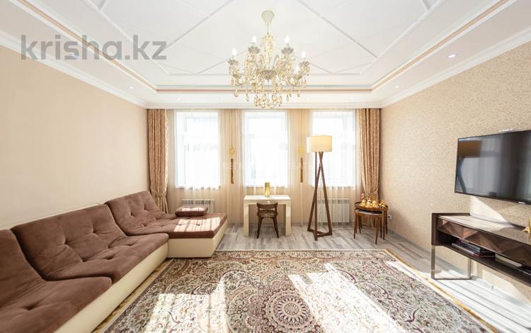 2-комнатная квартира, 87 м², 4/7 этаж, Мәңгілік Ел — проспект Улы Дала за ~ 50 млн 〒 в Нур-Султане (Астана), Есиль р-н
