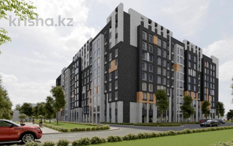 4-комнатная квартира, 104.69 м², 7/9 этаж, Коргалжынское шоссе 17 за ~ 28.3 млн 〒 в Нур-Султане (Астана), Есиль р-н