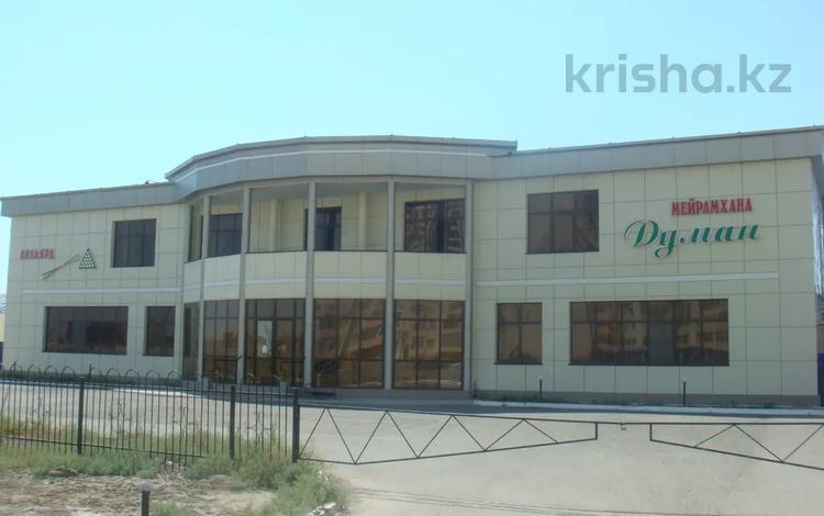 Здание, площадью 3620 м², Сатыбалдиева за 770 млн 〒 в Атырау