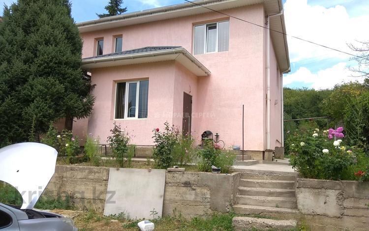 4-комнатный дом, 180 м², 8 сот., Таттимбета за 97 млн 〒 в Алматы, Медеуский р-н