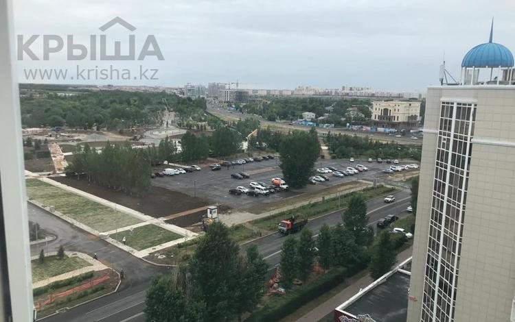 3-комнатная квартира, 124 м², 9/10 этаж, Алихана Бокейханова 8 за 39 млн 〒 в Нур-Султане (Астана), Есиль р-н