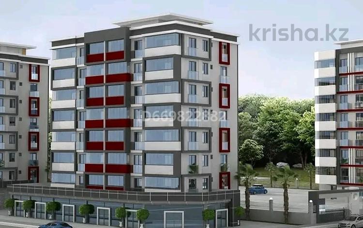 2-комнатная квартира, 60 м², 4/7 этаж, Давултепе за ~ 15.4 млн 〒 в Мерсине