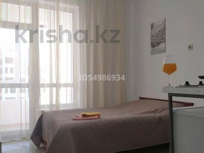1-комнатная квартира, 43 м², 4/9 этаж, Кабанбай батыра 60 за 23 млн 〒 в Нур-Султане (Астана), Есиль р-н — фото 2