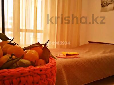 1-комнатная квартира, 43 м², 4/9 этаж, Кабанбай батыра 60 за 23 млн 〒 в Нур-Султане (Астана), Есиль р-н