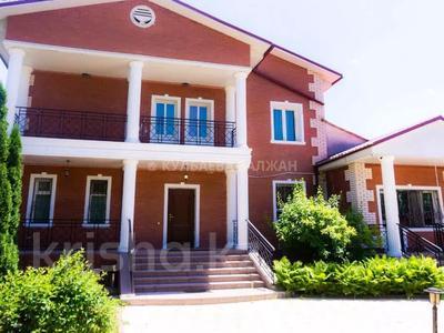 5-комнатный дом помесячно, 310 м², 12 сот., Аскарова за 1 млн 〒 в Алматы, Бостандыкский р-н — фото 2