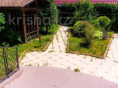 5-комнатный дом помесячно, 310 м², 12 сот., Аскарова за 1 млн 〒 в Алматы, Бостандыкский р-н — фото 10