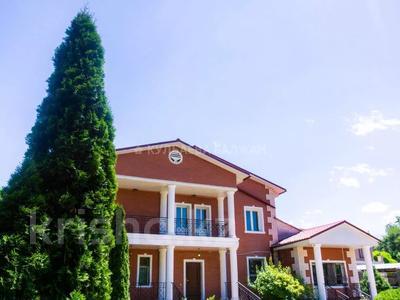 5-комнатный дом помесячно, 310 м², 12 сот., Аскарова за 1 млн 〒 в Алматы, Бостандыкский р-н — фото 5