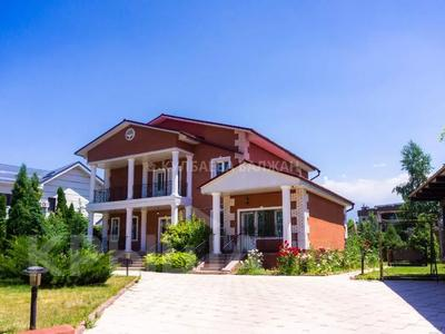 5-комнатный дом помесячно, 310 м², 12 сот., Аскарова за 1 млн 〒 в Алматы, Бостандыкский р-н — фото 6