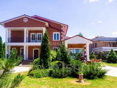 5-комнатный дом помесячно, 310 м², 12 сот., Аскарова за 1 млн 〒 в Алматы, Бостандыкский р-н