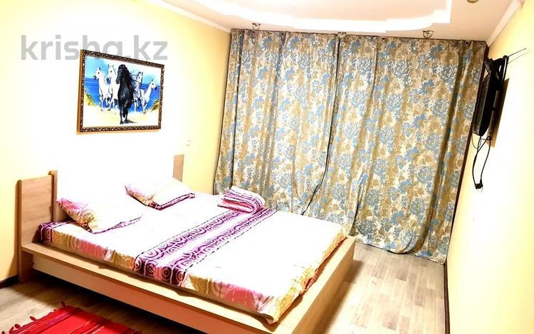 1-комнатная квартира, 26 м², 1/7 этаж посуточно, Абылхайыр хана 58 — Молдагуловой за 4 000 〒 в Актобе