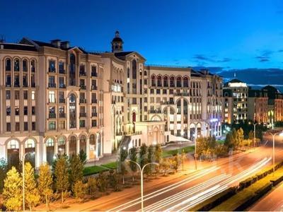 4-комнатная квартира, 130 м², 3/7 этаж, Шамши Калдаякова 4/1 за 78 млн 〒 в Нур-Султане (Астана), Есиль р-н